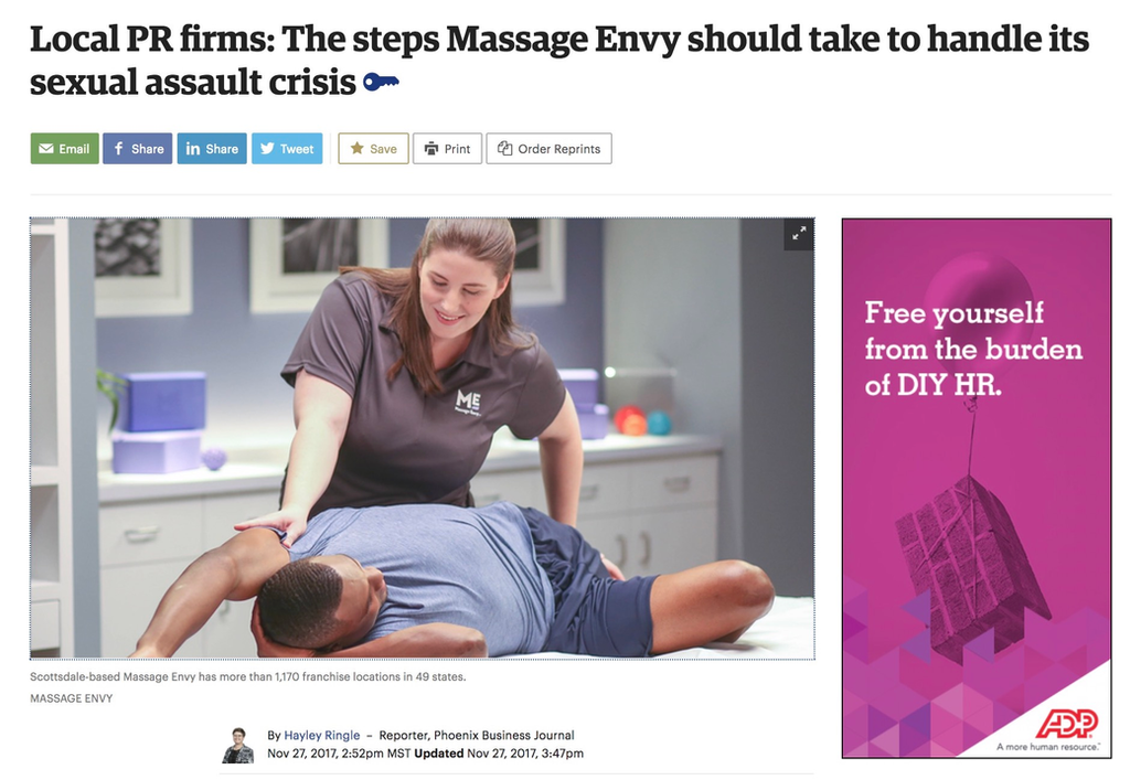 Phoenix gay massage