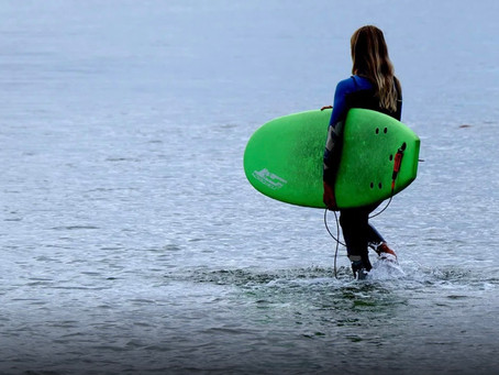 Why Styrofoam Boogie Boards, Surfboards and Paddle Boards are bad for the ocean