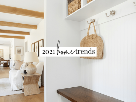 Do You Know The Lastest Home Trends? You Should.