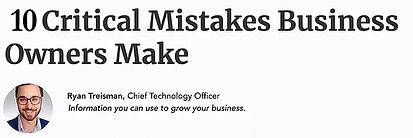 adopt technologies 10 critical mistakes.