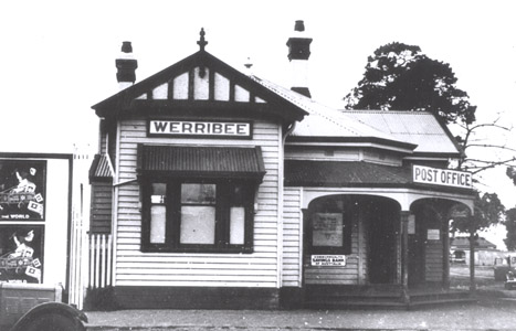 Werribee Post Office