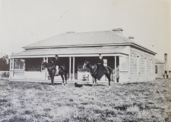 Chirnside's Homestead built c.1865