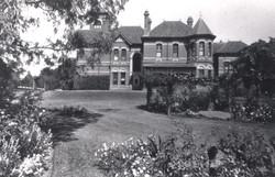 The Manor Percy Chirnside