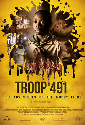 Muddy Lions DVD