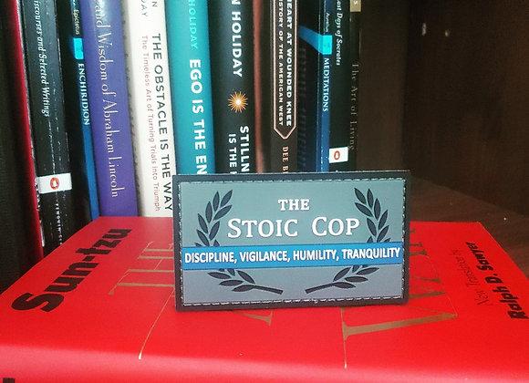 Stoic Cop PVC Patch