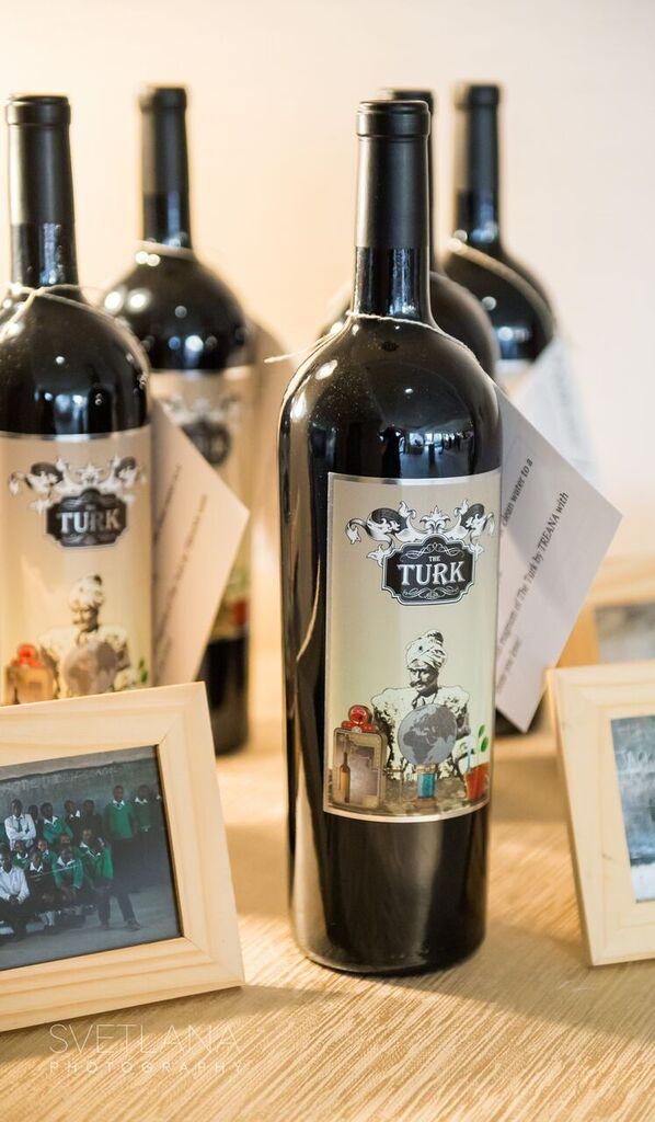 The Turk wine by Treana FTP2017