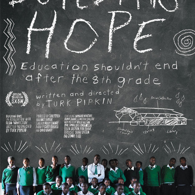 Building Hope DVD