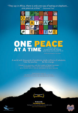 One Peace at A Time DVD