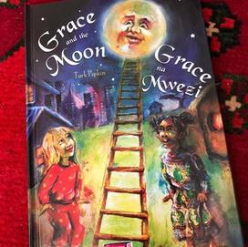 Grace and the Moon (Kiswahili)