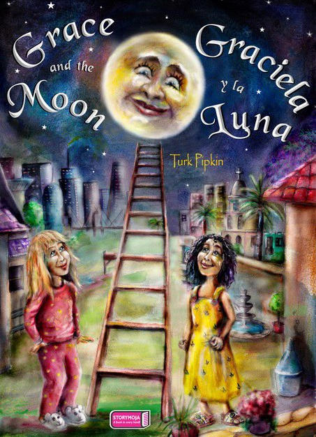 Grace and the Moon (Spanish)