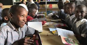 7 days + 20 schools + 10,000 students = Kenya School Tour Spring 2019