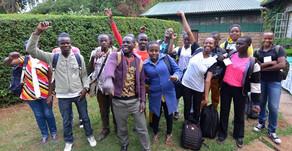 what's up: Kenya!