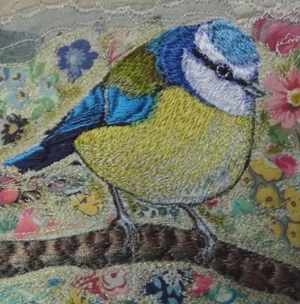 Spring Blue Tit - Chloe Morter.jpg