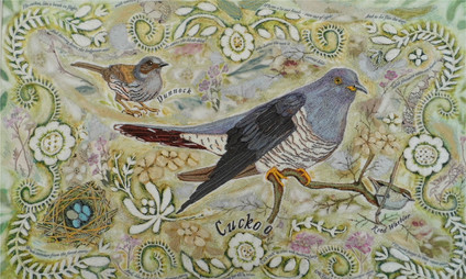 Cuckoo by Chloe Morter Design