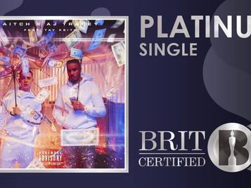 'Rain' Certified Platinum