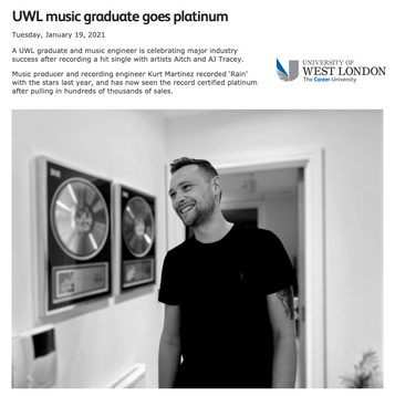 University of West London Interview
