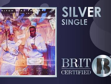 'Rain' Certified Silver!