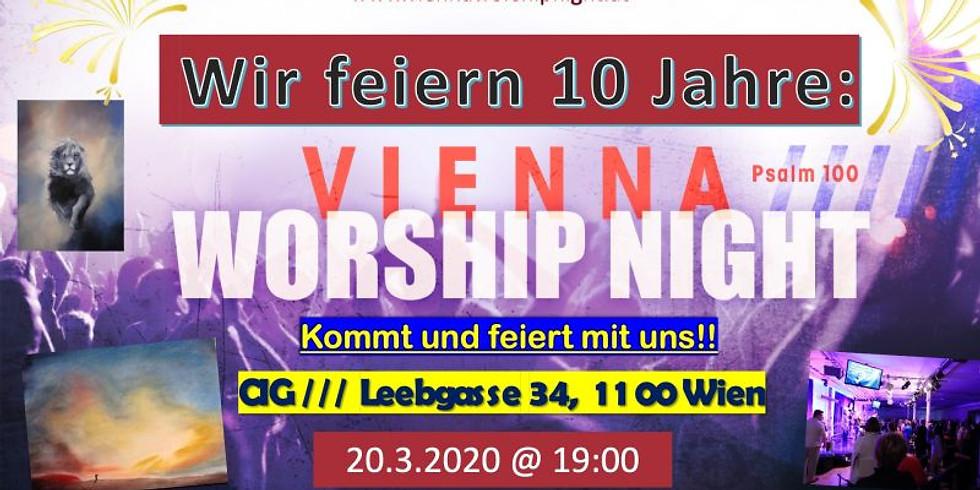 Vienna Worship Night