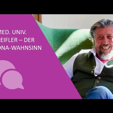 Pressekonferenz von Dr. Peer Eifler am 17. September 2020 in Wien