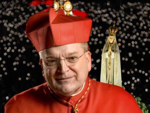 Kardinal Burke fordert die Weihe Russlands