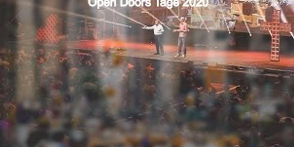 Open Doors TAGE 2020