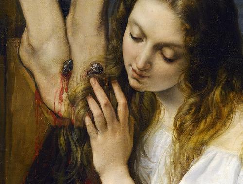 Frauen an der Seite Jesu mit Gedanken von Papst Benedikt XVI.