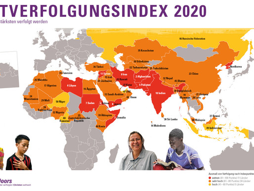 Weltverfolgungsindex 2020