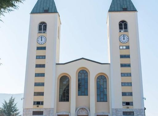 In Medjugorje wieder Gottesdienste öffentlich!