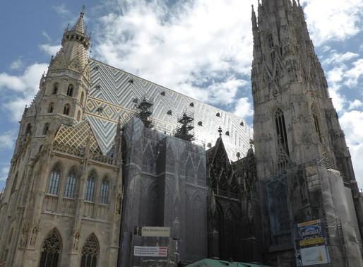 Stephansdom für Touristen zu!