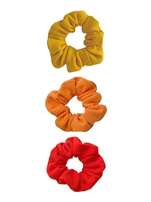 Pack SUNNY SCRUNCHIES