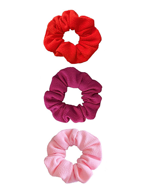 Pack PASSION SCRUNCHIES