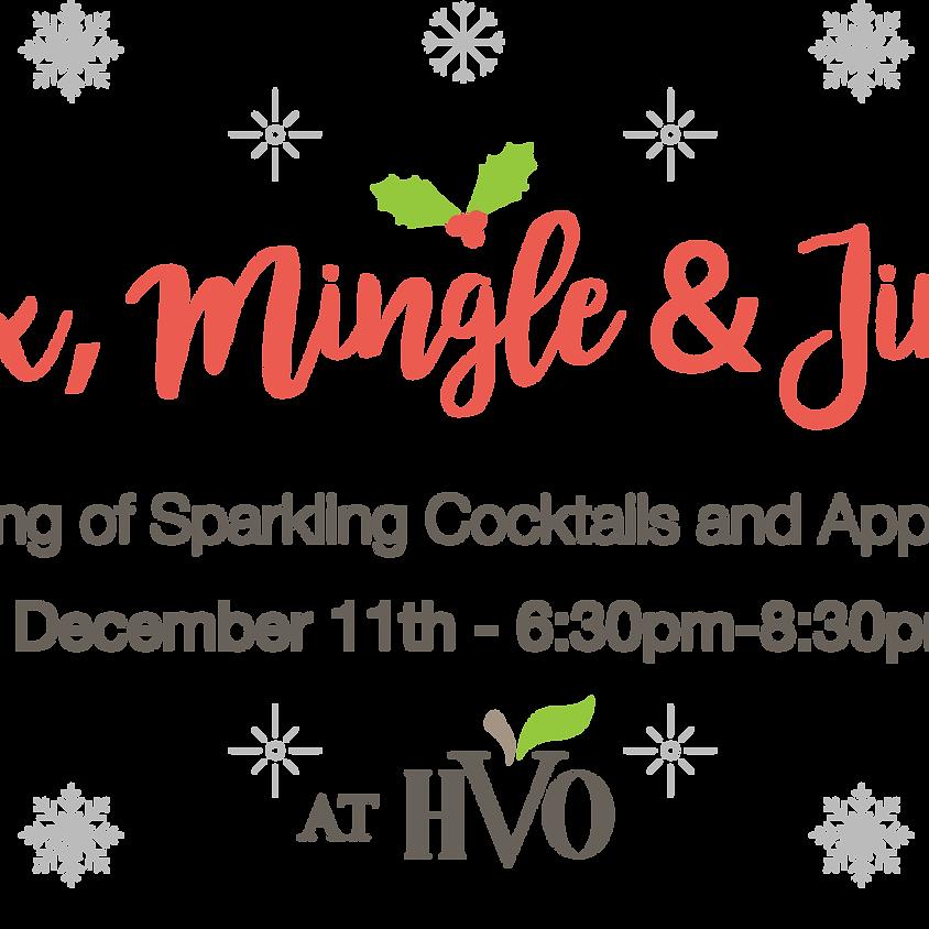 Mix, Mingle and Jingle