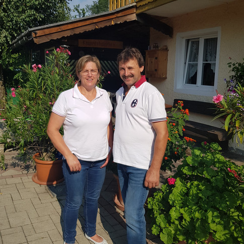 Ana und Ernst Wimmer