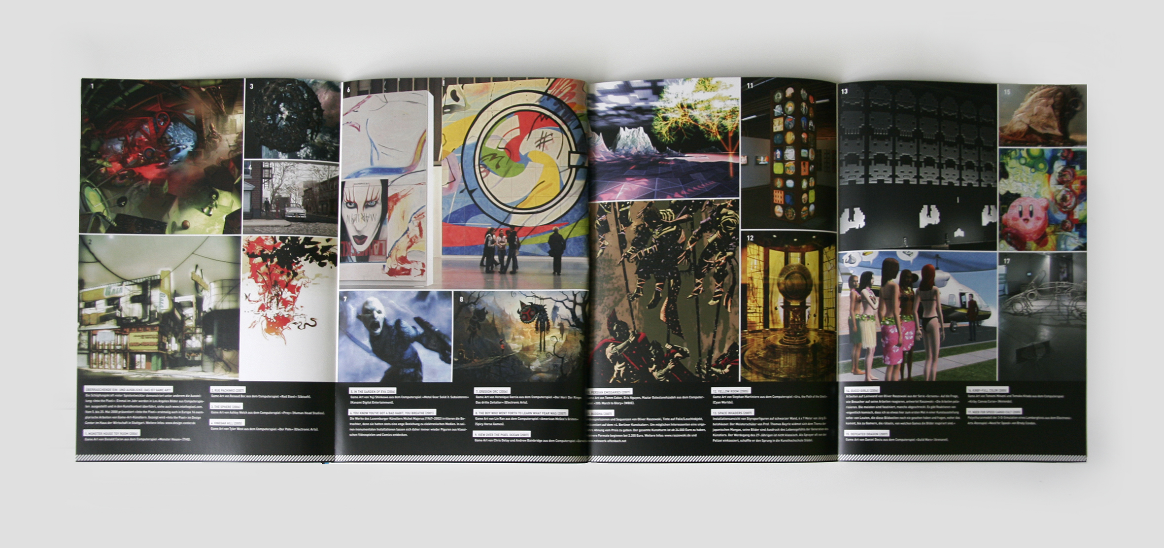 Electronic Arts magazine