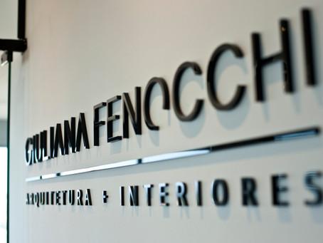 Giuliana Fenocchi - Arquitetura + Interiores + Personalidade