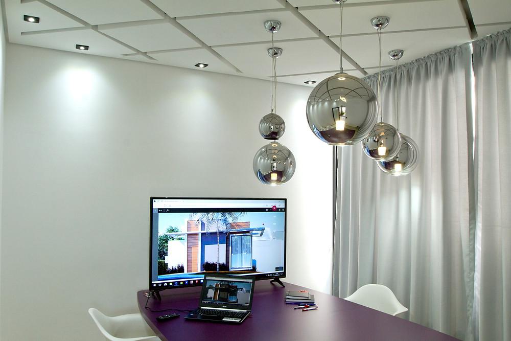 Sala de Reuniões - Cleverson Baldino