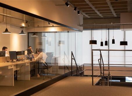 Nova sede ON Investimentos - Projeto Roberta Escobar