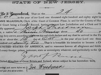 The Myth of Ellis Island, Part 4