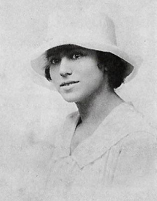 Bessie Lipscultz Waldman about 1919
