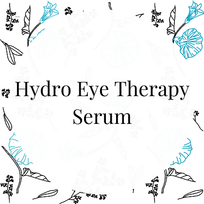 Hydro Eye Therapy
