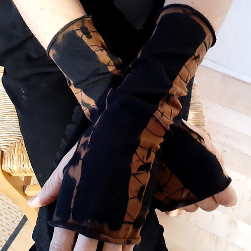 Shibori Hand Warmers