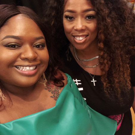 Finding Ashley Stewart 2019 | Plus-Size Runway Event