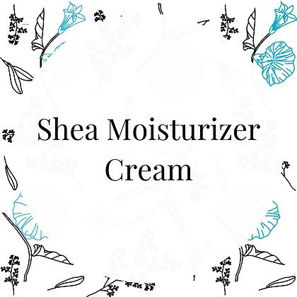 Shea Moisturizer Cream