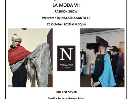Wow! La Moda VII is coming up.