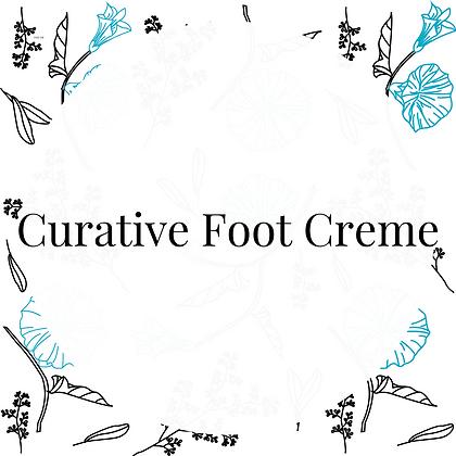 Curative Foot Creme