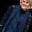 Thumbnail: Handwoven Hand-Dyed Linen Shibori Scarf