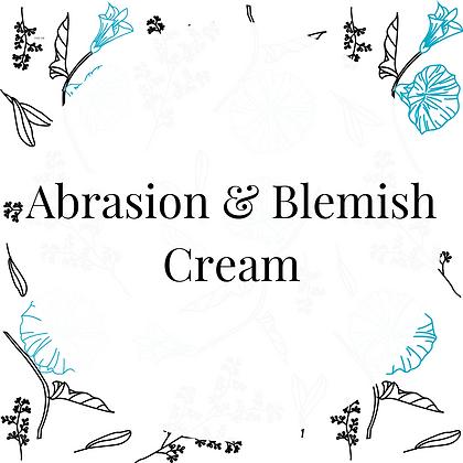 Abrasion & Blemish Cream