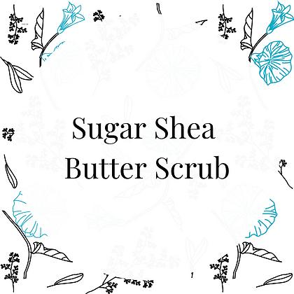 Sugar Shea Butter Scrub