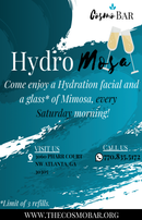COSMO BAR HYDROMOSA EVENT