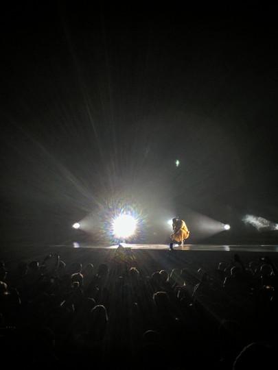 Kendrick Lamar @ The Bridgestone Arena
